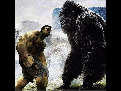King Kong Vs Hulk Movie HULK VS KING KONG (FUL...