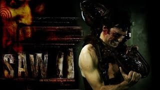 Saw II (Saw 2) Flesh & Blood Movie. All Cut Scenes. The Entire Story