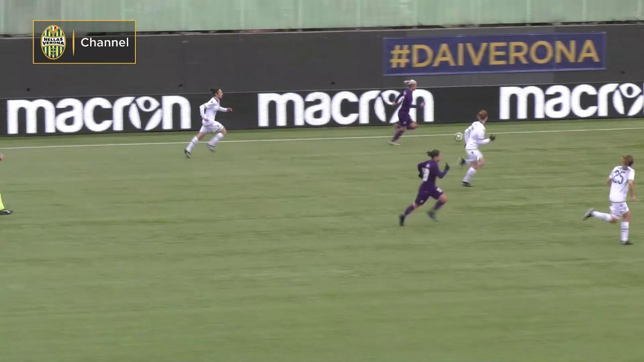 Coppa Italia: Hellas Verona-Fiorentina 0-6