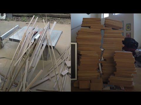 4 Step Minimal Waste, Time Saving Laminate/Engineered Wood Installation