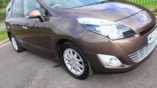 2010 New Renault Scenic Videos