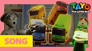 Tayo Opening Theme Song l Villains cast a spell on little buses! l Car Song l Tayo the Little Bus