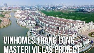 Unicons - Toàn cảnh dự án Vinhomes Thăng Long