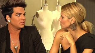 Скачать Conversations With Klum Adam Lambert 2011