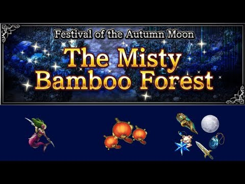 FFBE  Festival of the Autumn Moon  The Misty Bamboo Forest