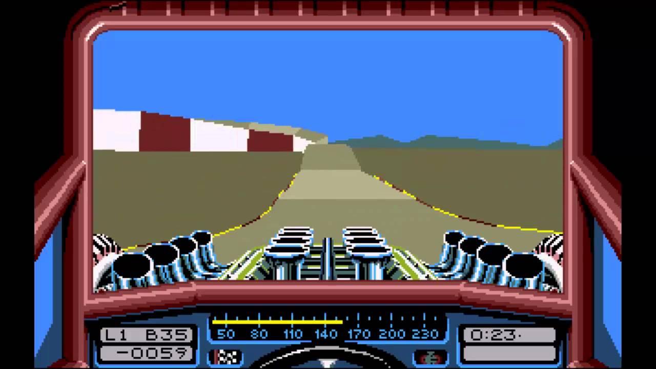 Stunt Car Racer Atari St