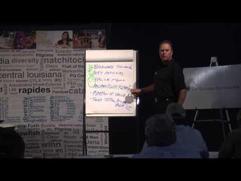 "Jack Daly ""Building a World Class Sales Organization"" pt. 1"