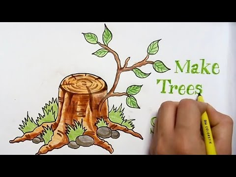 How To Draw Environment Day 2018 Slogan Poster Youtube