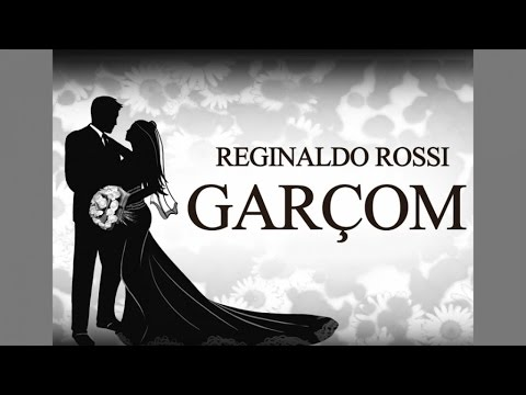Reginaldo Rossi - Garçom (Official Lyric Video) - YouTube