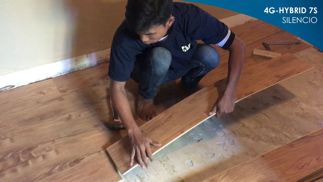 Waterproof Laminate 4g Hybrid 7 Silencio Series Floor Depot Malaysia