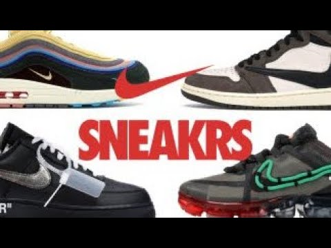 HOW TO DOWNLOAD UK NIKE SNEAKRS APP