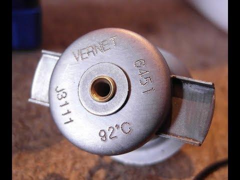Замена термостата Chevrolet Lacetti 1.8 за 9 минут
