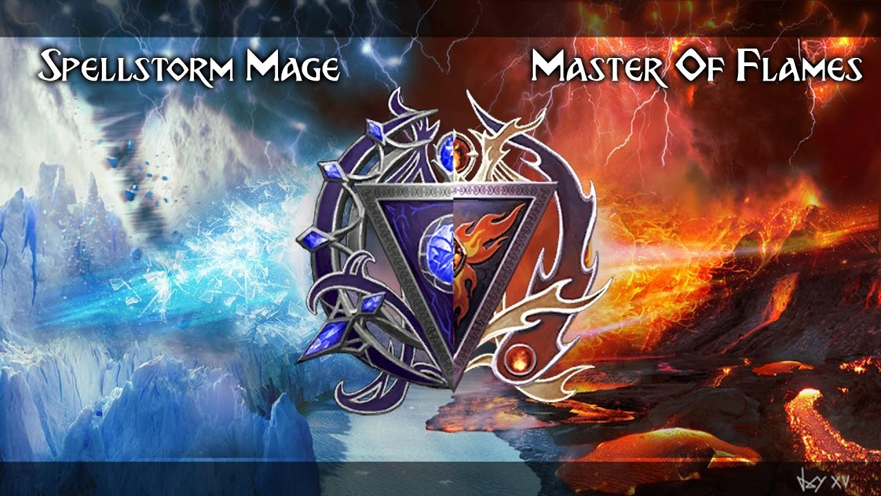 Control Wizard Guide: Master Of Flames vs Spellstorm Mage (updated)