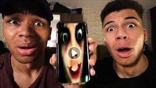 ÖFFNE NIEMALS VIDEOS VON MOMO (GRUSELIG) !!! | PrankBrosTV