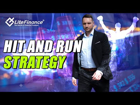 Most secret strategy / Hit and Run Scalping strategy forex / Trend Forex Indicator / LiteFinance