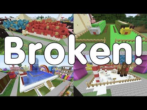 Stampy's Top 10 Broken Mini-games