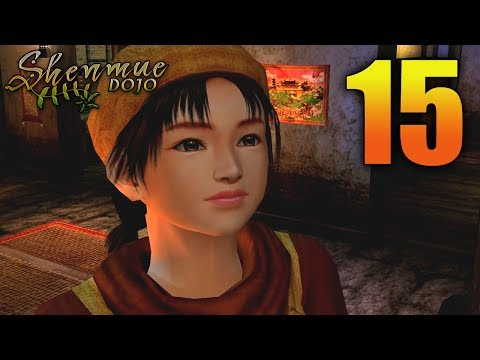 Shenmue II Playthrough Part 15 (Japanese)