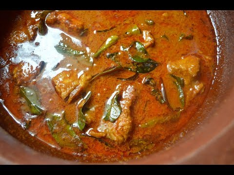 King Fish Curry//Kerala Style Fish Curry // Neymeen Curry With Coconut