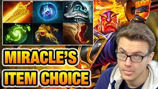Miracle- Refresher for Ember Spirit - BEST ITEM CHOICE Dota 2