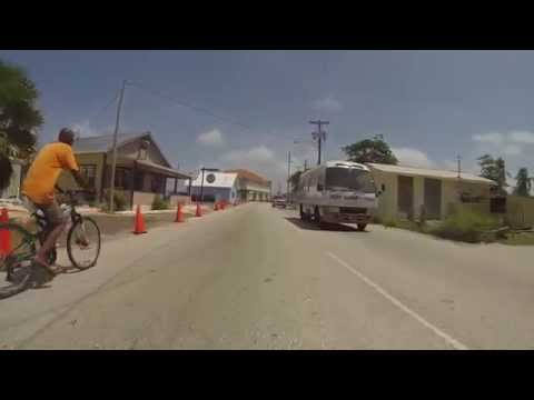 GoPro HD: Driving Georgetown to Seven Mile Beach - Grand Cay
