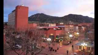 Time Lapse Boulder, Colorado