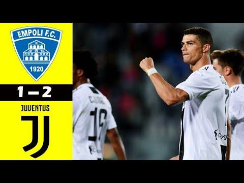 Juventus vs Empoli 2018 Full Match Highlights Seria A Ronaldo Goal