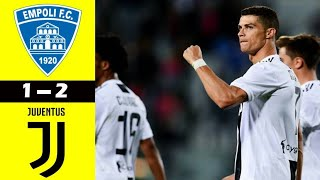 Juventus vs Empoli 2018 Full Match Highlights Seria A Ronaldo Goal