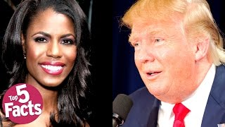 Who is Omarosa? Top 5 Facts about TV's Biggest Villain!