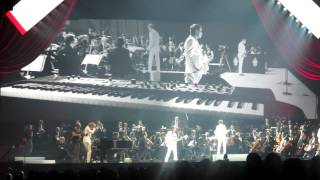 Hooverphonic With Orchestra Live 2012 10 26 La Horse @ Sportpaleis Antwerpen BE Wth ME