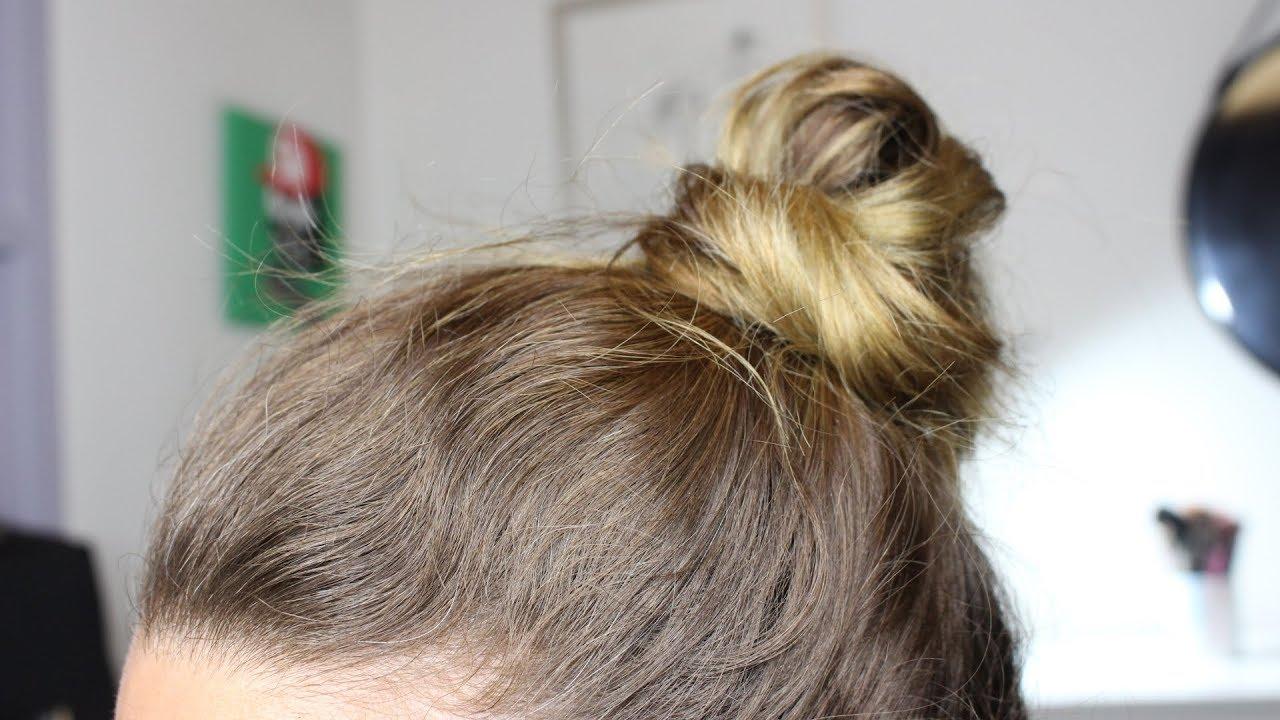 Tuto CHIGNONS POUR HOMME (manbun) et conseils cheveux ✨ Marion Blush