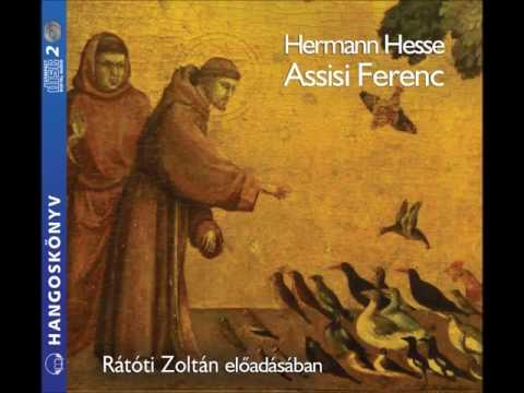 Hesse: Assisi Ferenc - hangoskönyv