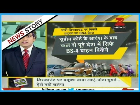 DNA: Analysing the ban on BS-3 vehicles by Supreme Court