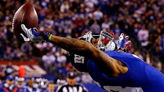 The Catch: Odell Beckham's Miracle Grab Leads to Millions for Nike and Instant Web Fame