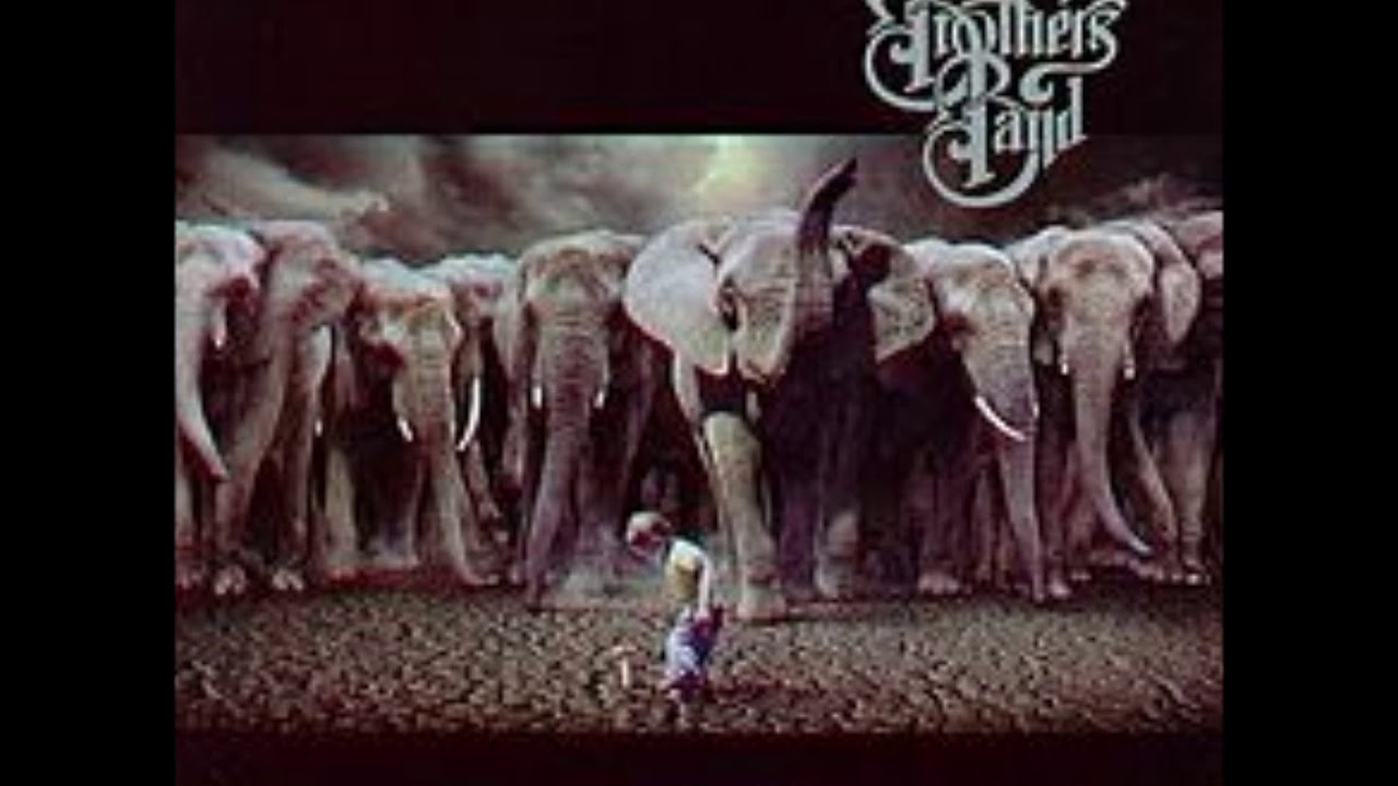 Allman Brothers Band Old Friend with Lyrics in Description