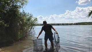 Ивановка Рыбалка в харьковской области Обзор водоема и ловля карпа карася и толстолоба