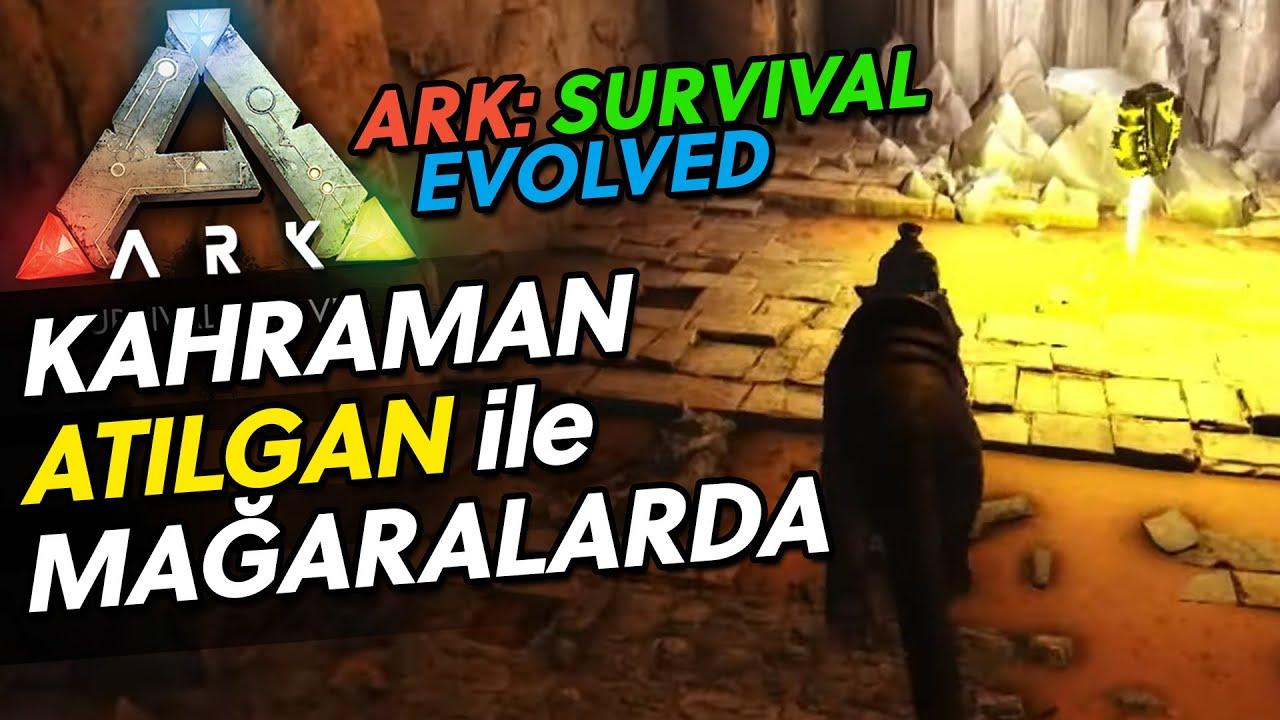 Scorched Earth Mağaraları - ARK SURVIVAL EVOLVED - Bölüm 43 - GeForceNow
