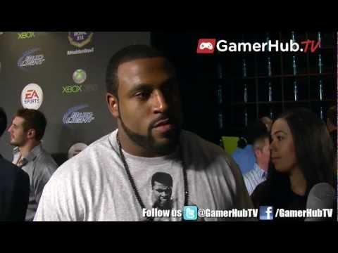 Houston Texans Duane Brown Talks Madden NFL 25