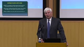 """Lecture """"Economics in the 21st Century: on Societal Aging and Climate Change"""""""
