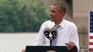 President Obama Speaks on the Economy