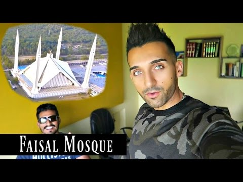Faisal Mosque in Islamabad (Like You've Never Seen It)