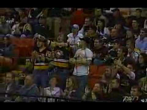 Mario Lemieux's Last Goal in His NHL Career