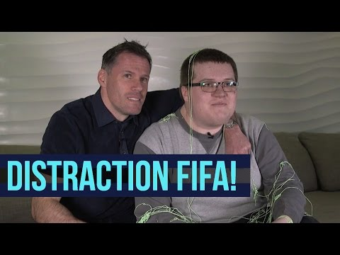 England's Best FIFA Player Surprised by Hero | Distraction FIFA