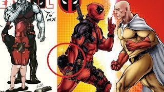 """30+ """"Deadpool"""" Hilariously Funny Comics to make you Laugh."""