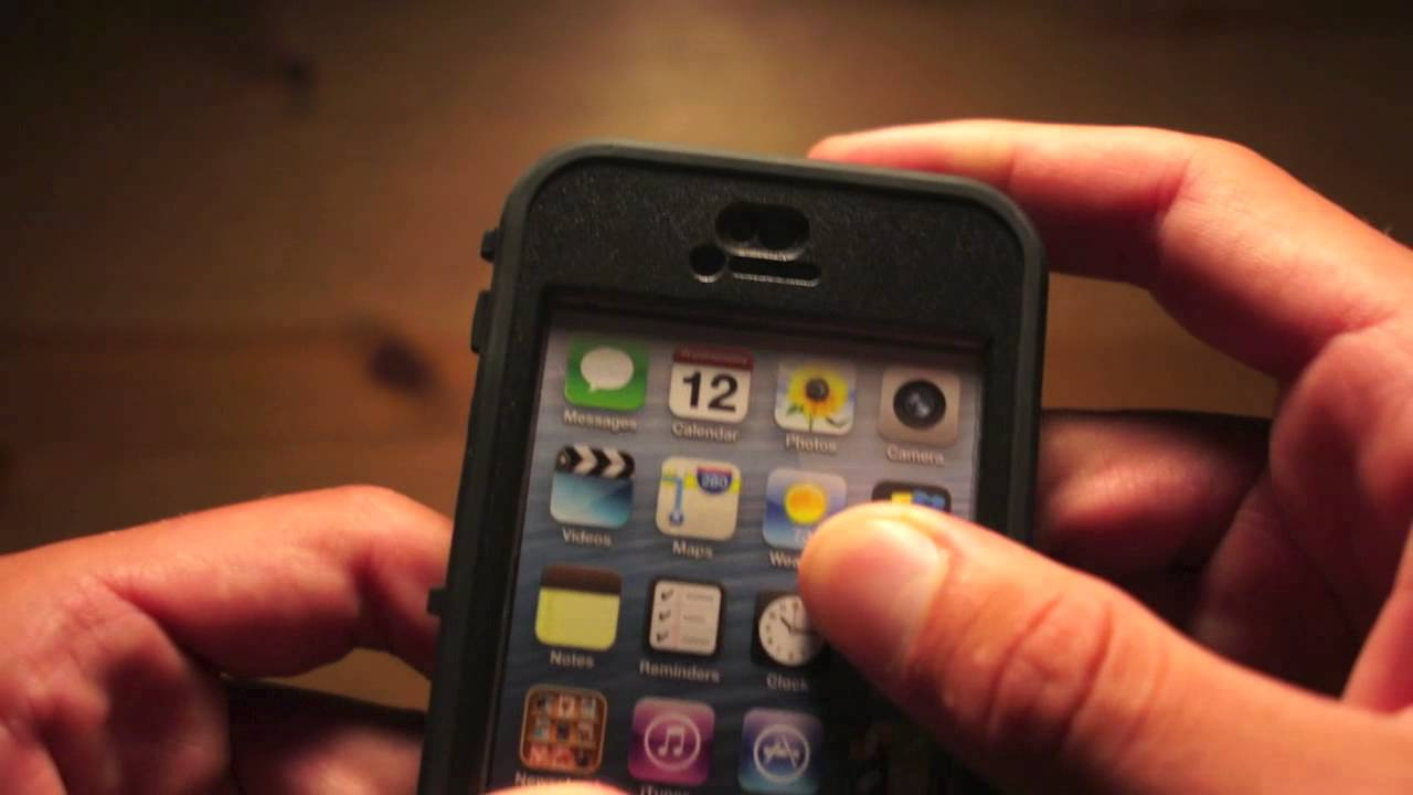 Lifeproof Nuud Review Iphone