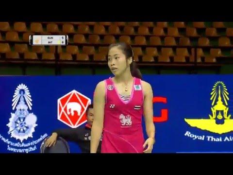 Princess Sirivannavari Thailand Masters 2016 | Badminto... | Doovi
