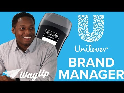 What does an AXE Brand Manager do?