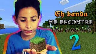 Jugando Minecraft - Capitulo #2-  Perdiendo cosas y recuperandolas