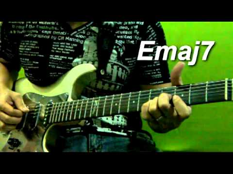 Video Bebebe Tuning Lesson 03 Emaj7 Chords