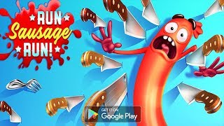 Run Sausage Run! All Legendary Characters Unlocked
