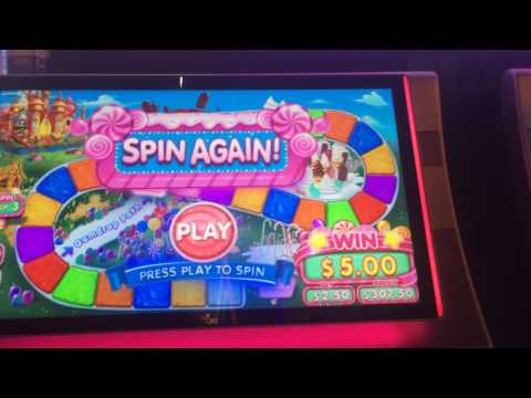 DEMO PLAY on Candyland Slot Machine with Bonuses